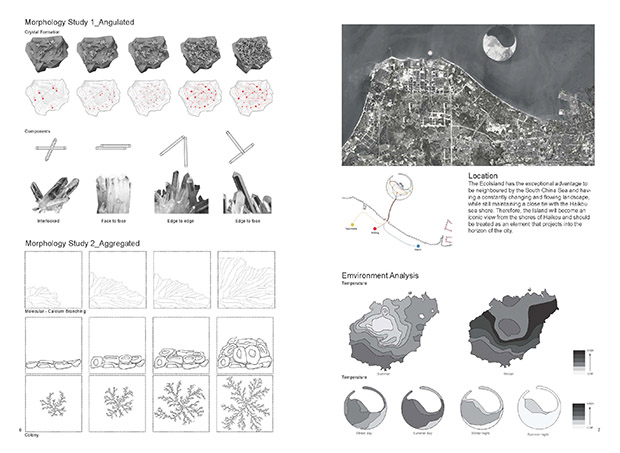哥大高等建筑设计硕士MSAAD录取作品集