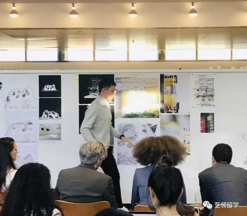 至领学员分享:耶鲁大学建筑学初体验