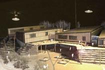 低托福获宾夕法尼亚大学建筑学硕士录取作品集展示