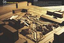 金东方留学建筑学之实体模型:康奈尔建筑学录取作品