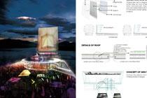 金东方留学客户获UCLA建筑学录取作品展
