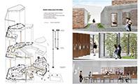 密歇根大学建筑学硕士M.Arch录取作品集